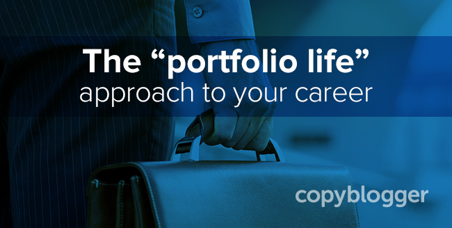 The portfolio life approach to your career