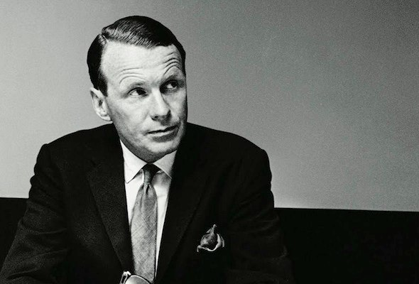 image of advertising legend David Ogilvy
