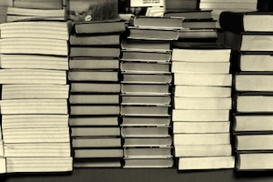 Image of Stacks of Books
