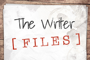 Image of The Writer Files Logo