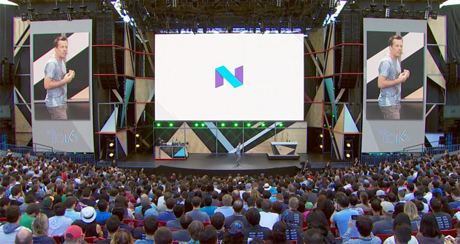 Android N / S 2016