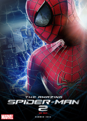 The Amazing Spider-Man 2 do poster filme