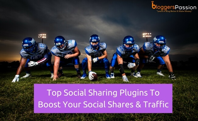 Top WordPress Plugins Compartilhamento social