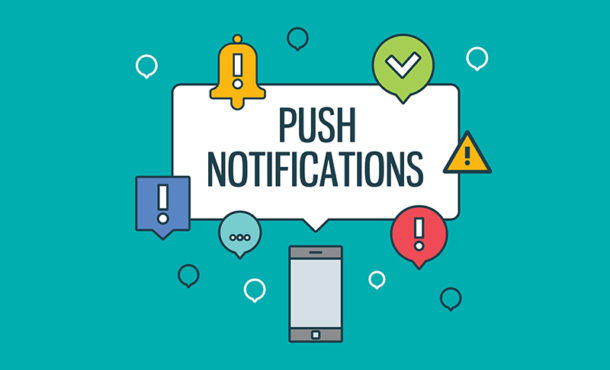 Adicionar Push Notifications Capability